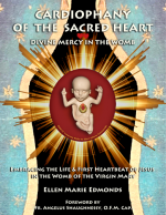 Cardiophany of the Sacred Heart - Divine Mercy in the Womb - Product Image