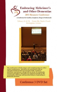 Embracing Alzheimer's and Other Dementias 2011 Resource Conference - DVD Set - Product Image
