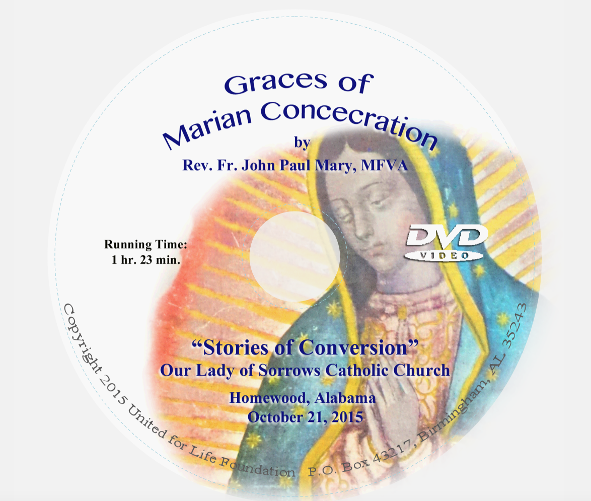 Graces of Marian Consecration and Stories of Conversion - Product Image