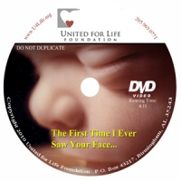 """The First Time I Ever Saw Your Face"" DVD - Product Image"