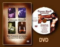Common Ground - What Protestants and Catholics Can Learn from Each Other - Product Image