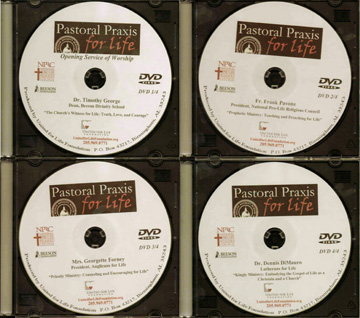 Pastoral Praxis for Life 2012 - Complete 4 DVD Set - Product Image