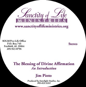 The Divine Affirmation Blessing, by Jim Pinto - Product Image